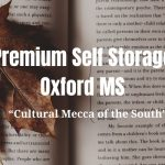 Self Storage Units Oxford MS