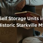 Self Storage Units Starkville MS